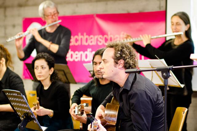 Fugato - ein Musikprojekt der Württ.Philharmonie mit jungen Geflüchteten