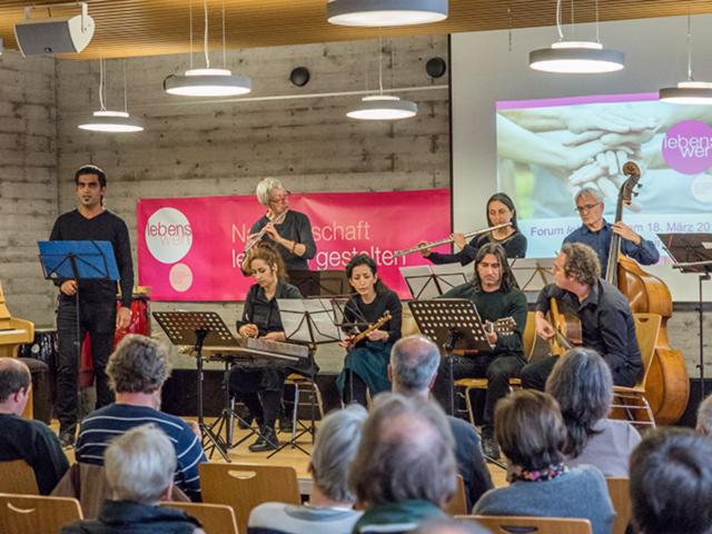 Fugato - ein Projekt der Württ.Philharmonie mit jungen Geflüchteten