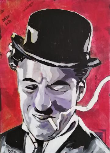 Dietmar Mezger: Charlie Chaplin
