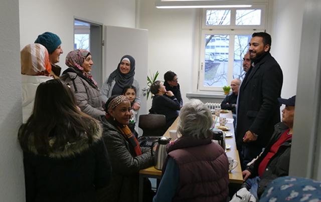 Begiz-Begegnungs- und Integrationszentrum im Ringelbach