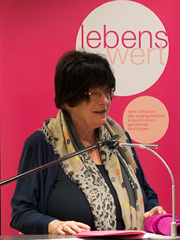 Vortrag Staatsrätin Gisela Erler