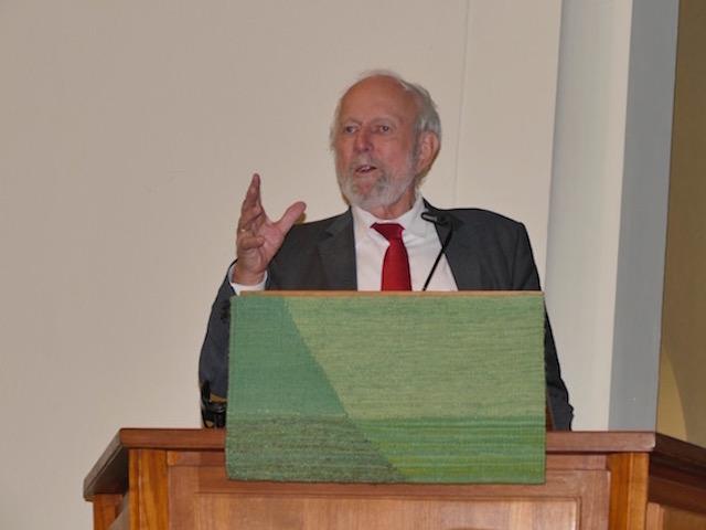 Vortrag Prof.Weizsäcker bei lebenswert